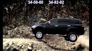 видео официальный дилер Mitsubishi