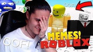REACTING To ROBLOX'S BEST MEMES