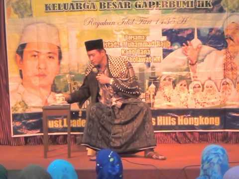pengajian hongkong 2 KH Mohammad Najib Banjarnegara