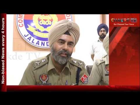 Citizen of South African Arrested in Jalandhar With 50 Lakh of Heroin