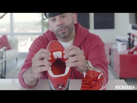 "DJ Khaled Jordan 3 ""Grateful"" | Mayor Monday"
