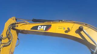 Texas Heavy Equipment Rentals | Cat 336 Excavator
