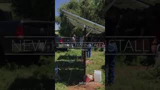 K765H High Flow Solar Water Pump System