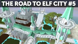 The Road to Elf City, episode 5 - Hefin and Meilyr