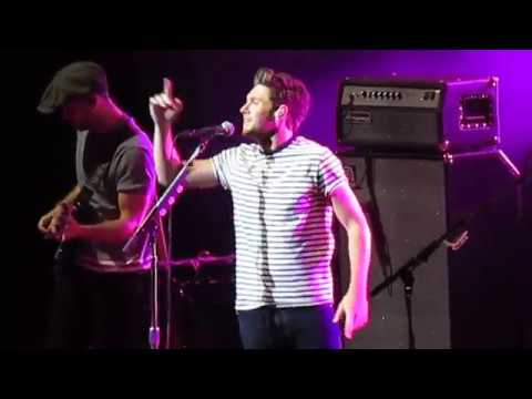 Slow Hands by Niall Horan at Xfinity Center 9/8/18