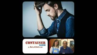Valerio Scanu @ Container Radio con Cristel e Andrea - 26 Agosto 2016