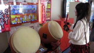 ラウンドワンで太鼓の達人 ヽ(´▽`)/ http://com.nicovideo.jp/communit...