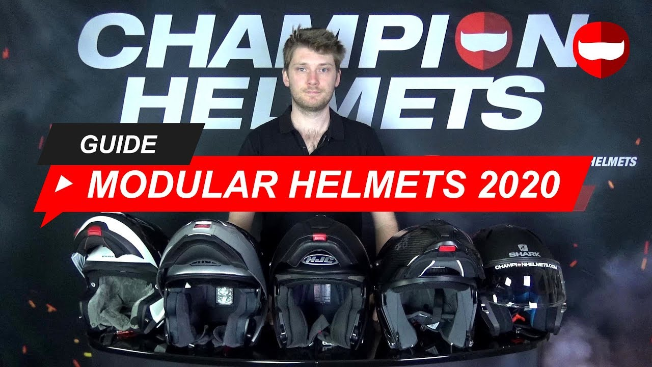 Best Helmet 2020 Best Modular Helmets of 2019 / 2020 Road Tested   ChampionHelmets