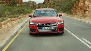 2019 Audi A6: Overview