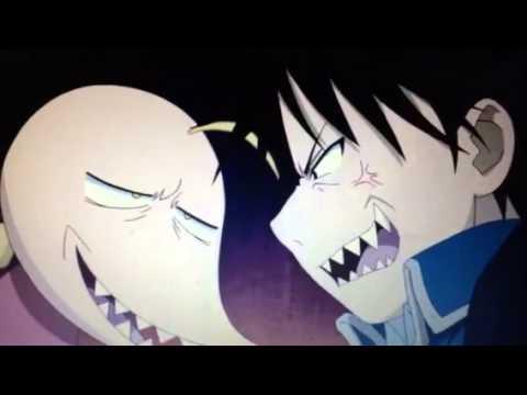 Fullmetal Alchemist Brotherhood funny moment #1 - YouTube