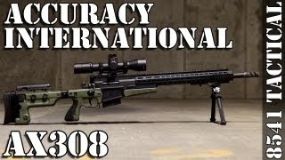 Accuracy International AX 308 Rifle Review