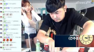 161018 [4] BJ셀리가 우리집에 온다!! 역수작의 서막 - KoonTV
