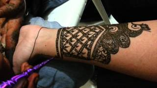 Mehandi Party Indian Sikh wedding Henna Party how to make henna design