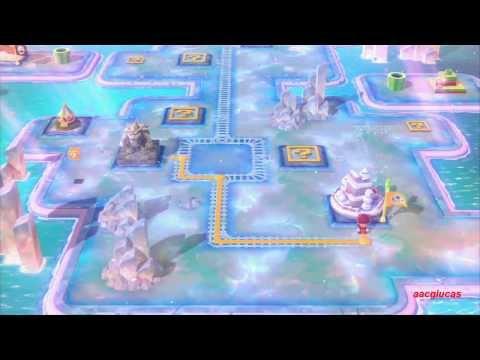 Guia Super Mario 3D World 100% (5 estrellas) Mundo 3