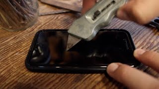Stress Test: Clear Coat Fusion Screen Protector