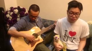 YÊU - Min st.319 Guitar Cover By Đức Phúc
