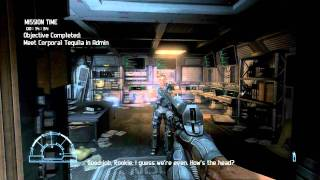 Aliens vs. Predator 2010 DX11  Maximum Settings on the HD6990
