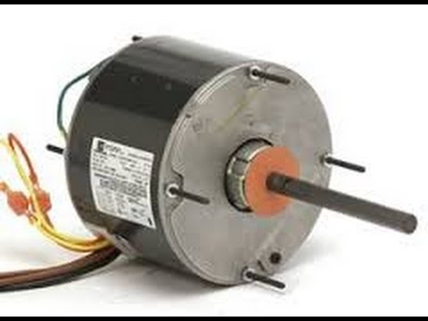 hvac tech tip condenser fan motor replacement youtube