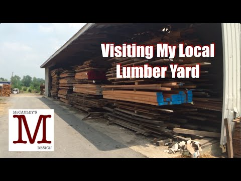 Visiting My Local Lumber Yard - 030