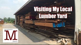 Visiting My Local Lumber Yard - 030