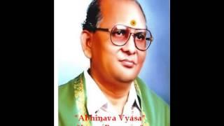 Maha Bharatam : Hidimbasura Bakasura Vadha : Pravachanam In Telugu : Sri Chalapathirao