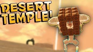 CHKN Game - THE DESERT TEMPLE! 1200 ORB LIMIT! - Let