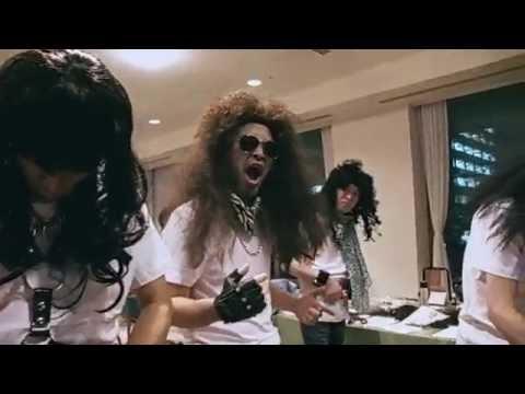ユニコーン 『ロック!クロック!オクロック!』Music Clip