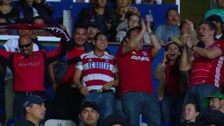 SCCL 2016-17: CF Pachuca vs FC Dallas Highlights