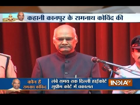 Know about BJP's presidential candidate Ram Nath Kovind