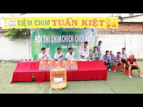 CLB Chim Hot Tan Mai, Hoi Thi Chim Chich Choe Lua Hot Lan Thu VIII (07/04/2013) A