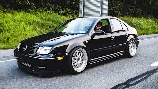 MK4 GLI Gets New Wheels