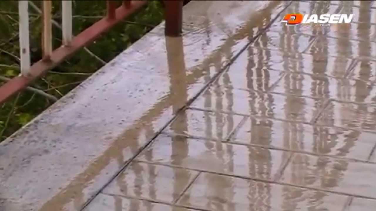 O.R.A. Antipluie   Produit Du0027étanchéité Transparent Pour Balcons Et  Terrasses Carrelés