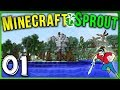 THIS IS AWESOME Minecraft Sprout 01 RPG Minecraft Modded mp3
