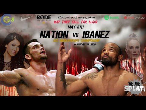 GCC 8: Nation vs. Ibanez