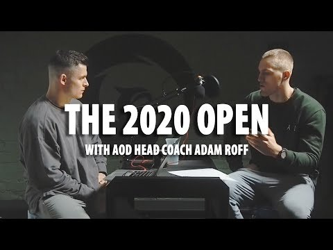 Ep 001: The 2020 Open With Head Coach Adam Roff