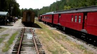 Old Dominion Chapter Caboose ride