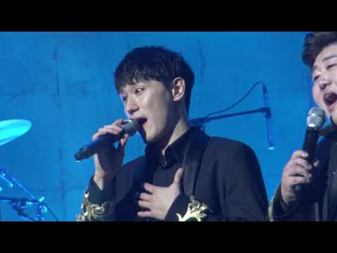 180113 10 Can't Help Falling In Love(조형균 위주)