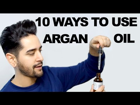 10 WAYS TO USE ARGAN OIL -  Arganic Argan Oil (Grooming and Natural Skin Care) ✖ James Welsh