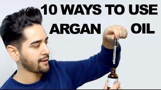10 WAYS TO USE ARGAN OIL -  Arganic Argan Oil (Grooming and Natural Skin Care) ✖ James Welsh
