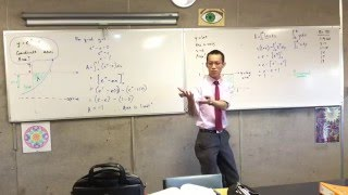 Integrating Exponential Functions (3 of 3: Seeking parallels with Areas of Logarthmic Functions)