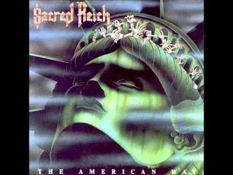 Sacred Reich- The American Way (With Lyrics)