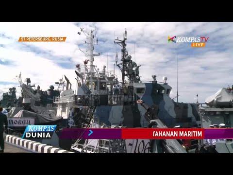 Rusia Gelar Pameran Pertahanan Maritim