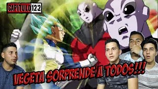 VEGETA VS JIREN OMG!!! | REACCION - DRAGON BALL SUPER CAPITULO 122 thumbnail