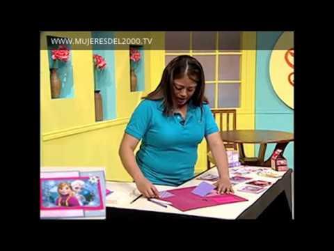 COMO HACER INVITACIONES CON PERSONAJES INFANTILES  YouTube