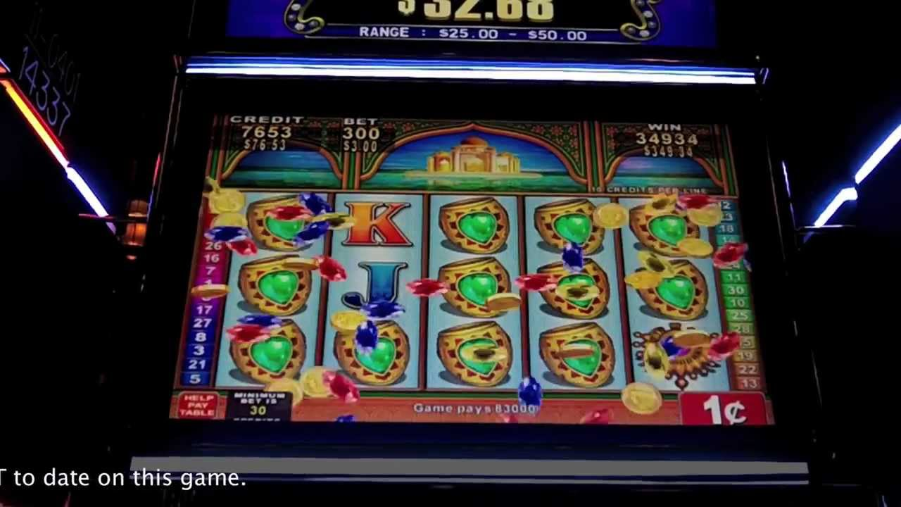 Graceful Lotus Slot Machine