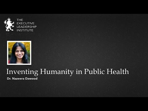 Inventing Humanity in Public Health