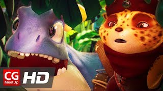 "CGI Animated Short Film: ""One Love Two Beasts"" / Un Amour Deux Bêtes by ISART DIGITAL 
