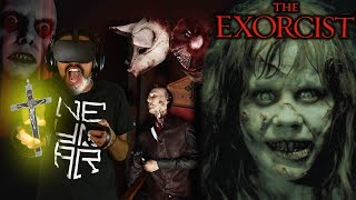 AN EXORCISM GONE WRONG & A DEAD PRIEST!!  | The Exorcist: Legion VR [CHAPTER 1]