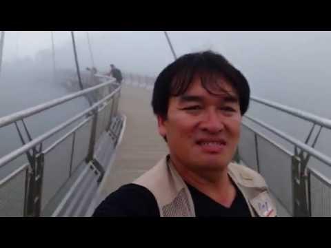 เสียวเหมือนได้ขึ้นสวรรค์ ที่..skybridge langkawi cable car Malaysia