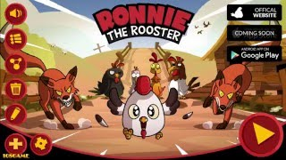 Ronnie the Rooster Gameplay
